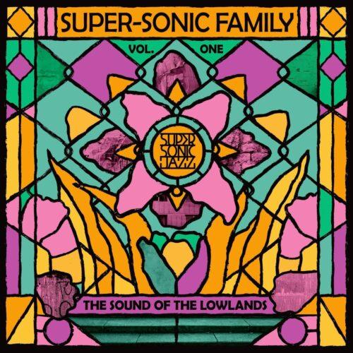 Various - Super-Sonic Family - SSJ08 - SUPER SONIC JAZZ