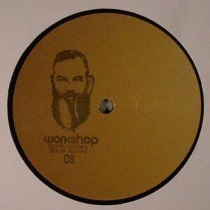 Kassem Mosse - Workshop 08 - WORKSHOP_08 - WORKSHOP