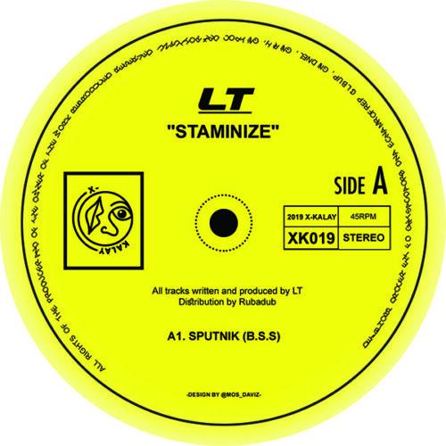 LT - Staminize - XK019 - X-KALAY