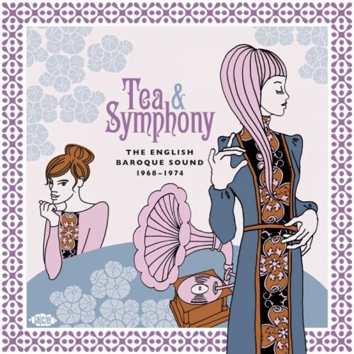 Various Artists - Tea & Symphony-English Baroque 1968-1974 - XXQLP064 - ACE RECORDS