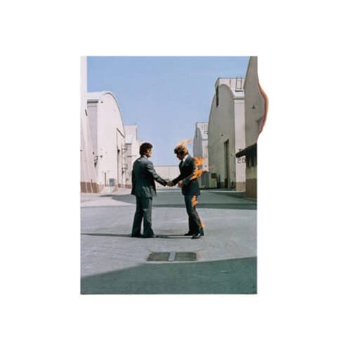 Pink Floyd - Wish You Were Here - 5099902988016 - PINK FLOYD RECORDS
