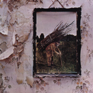 Led Zeppelin - Untitled - 81227965778 - ATLANTIC