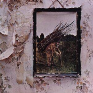 Led Zeppelin - Untitled - 81227965778 - ATLANTIC