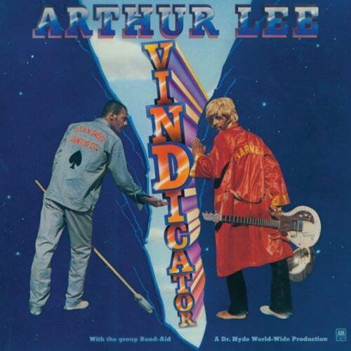 Arthur Lee - Vindicator - 8435395502747 - ELEMENTAL