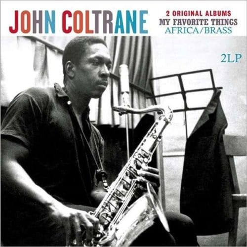 John Coltrane - My Favorite Things / Africa Brass - 8712177061754 - VINYL PASSION
