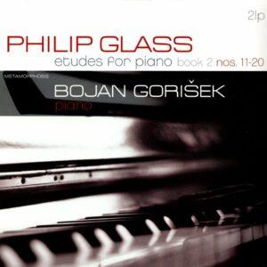Bojan Gorišek/Philipp Glass - Etudes For Piano Vol. 2