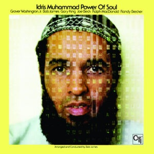 Idris Muhammad - Power Of Soul - 8719262011779 - MUSIC ON VINYL
