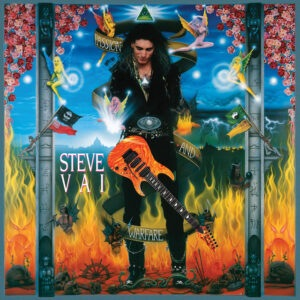 Steve Vai - Passion & Warfare - 8719262011786 - MUSIC ON VINYL
