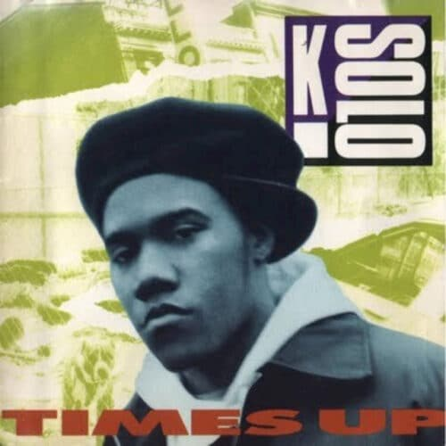 K-Solo - Times Up - 8719262012776 - MUSIC ON VINYL