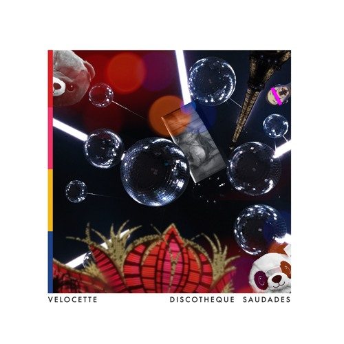 Velocette - Discotheque Saudades - ACOLOUR015 - A COLOURFUL STORM
