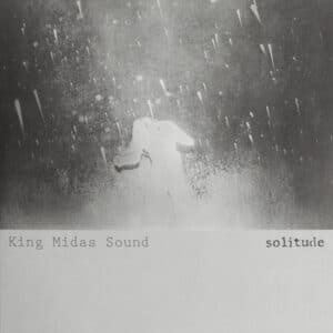 King Midas Sound - Solitude (Coloured) - CR09-COL - COSMO RHYTHMATIC