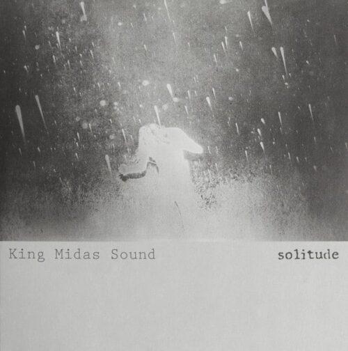 King Midas Sound - Solitude (Coloured) - CR09-COL - COSMO RHYTHMATIC
