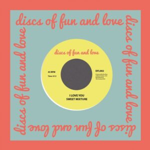 Sweet Mixture - I Love You / House Of Fun And Love - DFL002 - DISCS OF FUN AND LOVE