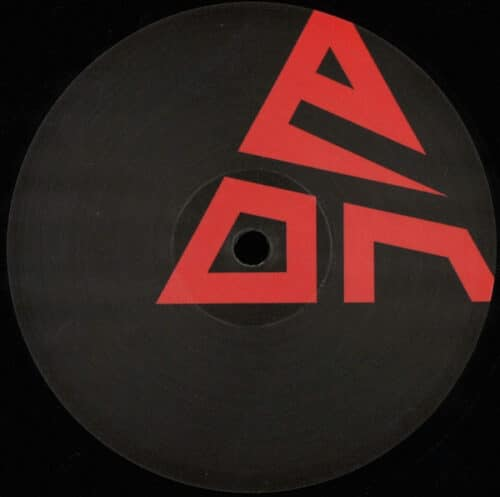 A-Future - Zero Point Access - EON002 - EON RECORDS