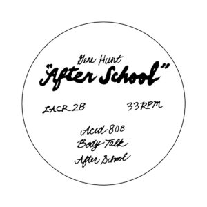 Gene Hunt - After School - LACR28 - L.A CLUB RESOURCE