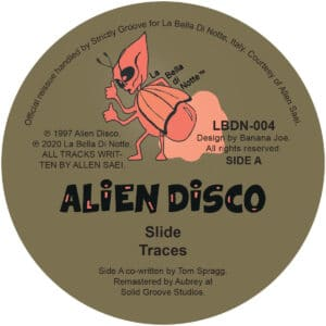 Alien Disco - In Flight Entertainment - LBND004 - LA BELLA DI NOTTE