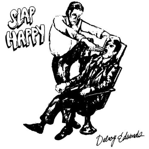 Delroy Edwards - Slap Happy - LIES150 - L.I.E.S.