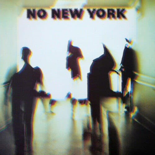 Various - No New York - LRLP102 - LILITH RECORDS