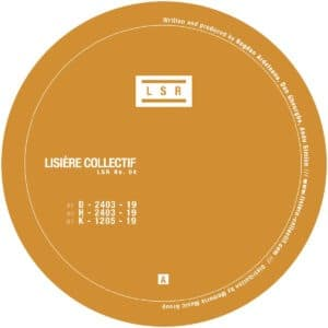 Lisiere Collectif - LSR No 4 - LSR004 - LSR