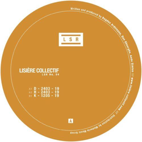 Lisiere Collectif - LSR No 4 - LSR004 - LSR