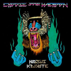Hiatus Kaiyote - Choose Your Weapon - MOVLP1422 - MUSIC ON VINYL