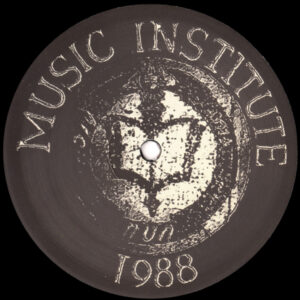 Various/Derrick May/Chez Damier - Music Institute 20th Anniversary 1 Of 3 - NDATL-MI1-3 - NDATL MUZIK