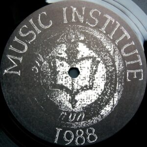 Various/Mick Huckaby/Theo Parrish/R-tyme - Music Institute 20th Anniversary 2 Of 3 - NDATL-MI2-3 - NDATL MUZIK