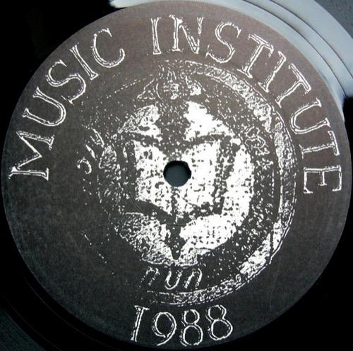Various/Mick Huckaby/Theo Parrish/R-tyme - Music Institute 20th Anniversary 2 Of 3 - NDATL-MI2-3 - NDATL MUZIK
