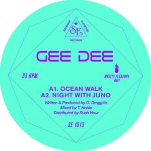 Gee Dee - Ocean Walk EP - SE1013 - SUPERIOR ELEVATION