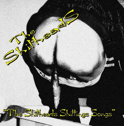 The Shitheads - The Shitheads Shitting Songs - SSSCO001LP - SHITSOUNDS