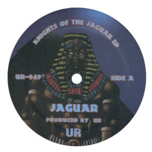 UR - Knights Of The Jaguar - UR049 - UNDERGROUND RESISTANCE