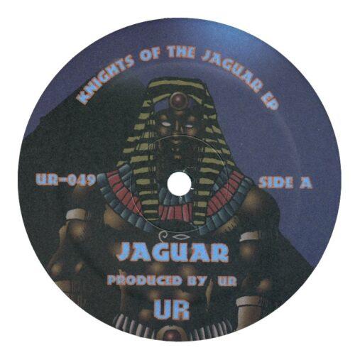 UR - Knights Of The Jaguar - UR049 - UNDERGROUND RESISTANCE