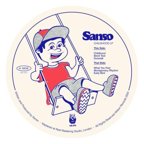 Sanso - Childhood - WLS21 - WILSON