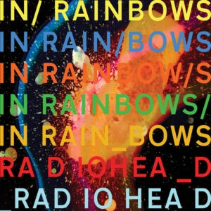Radiohead - In Rainbows - XLLP324 - XL RECORDINGS