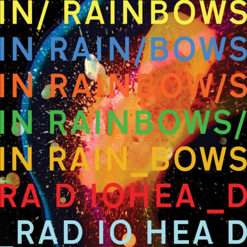 Radiohead - In Rainbows - XLLP324 - XL RECORDINGS