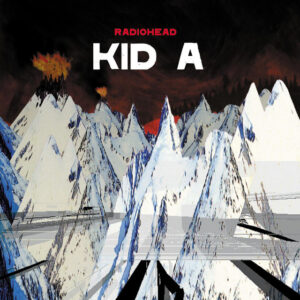Radiohead - Kid A - XLLP782B - XL RECORDINGS