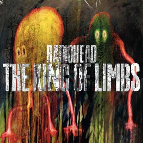 Radiohead - The King Of Limbs - XLLP787 - XL RECORDINGS