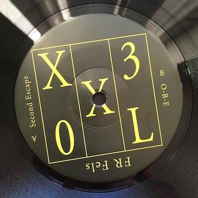Fr Feels - Second Escape/O-B-E - XXL03 - ORTLOFF RECORDS
