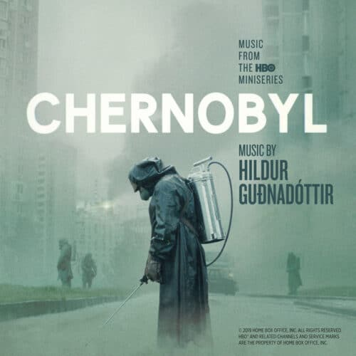 Hildur Gudnadottir - Chernobyl (Music From The HBO Miniseries) - 0028948372256 - DEUTSCHE GRAMMOPHON