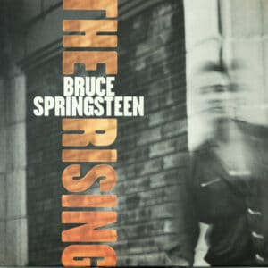 Bruce Springsteen - Rising - 0190759789117 - COLUMBIA