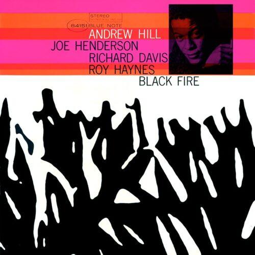 Andrew Hill - Black Fire - 0602577520211 - BLUE NOTE