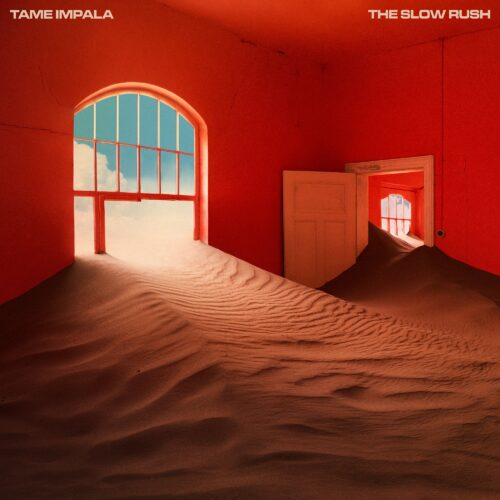 Tame Impala - Slow Rush - 0602577579561 - FICTION