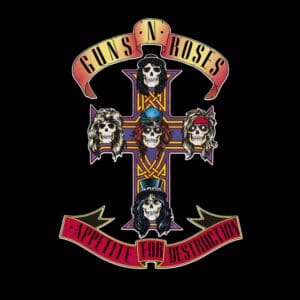 Guns'N'Roses - Appetite For Destruction - 0720642414811 - GEFFEN