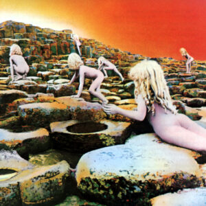 Led Zeppelin - Houses Of The Holy - 81227965730 - ATLANTIC