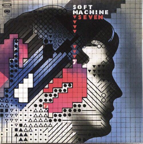 Soft Machine - Seven - 8719262003996 - MUSIC ON VINYL