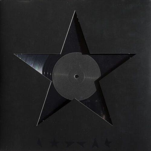 David Bowie - Blackstar - 888751738713 - COLUMBIA