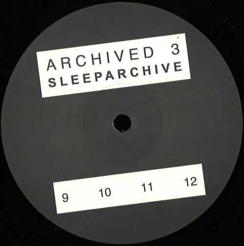 Sleeparchive - Archived3 - ARCHIVED3 - ARCHIVED