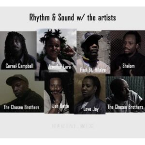 Rhythm & Sound - w/The Artists - BMLP2 - BURIAL MIX