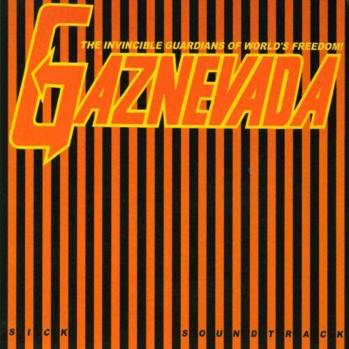 Gaz Nevada - Sick Underground - DISORDINE04LTD - DISORDINE