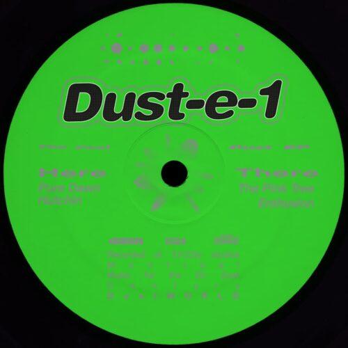 Dust-e-1 - The Cool Dust EP - DWLD003 - DustWORLD 